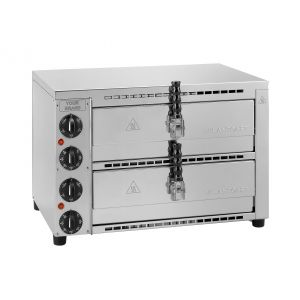 MILANTOAST - Forno pizza a doppio cassetto 15068