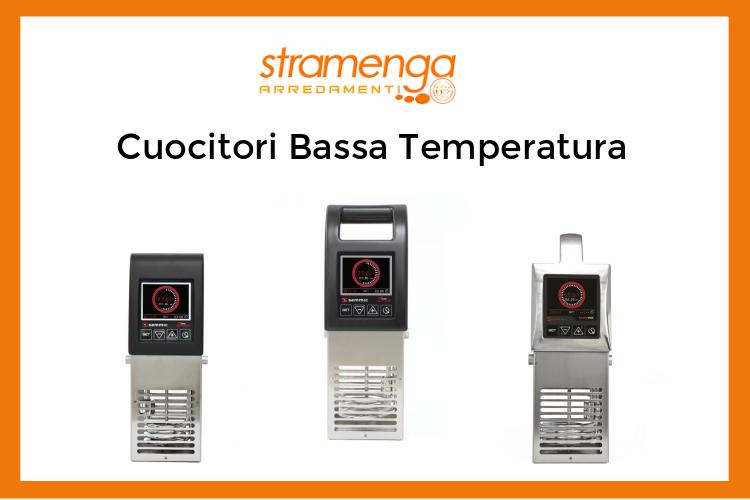 Lancio Nuovi Cuocitori a Bassa Temperatura Sammic - Stramenga Arredamenti