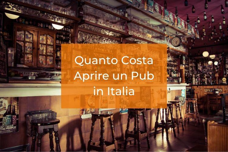 Quanto Costa Aprire un Pub in Italia – Stramenga Arredamenti