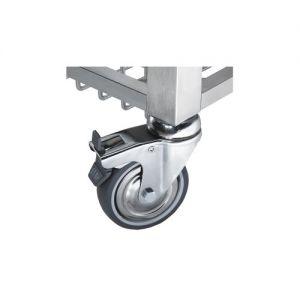 SMEG - Kit ruote per supporto forno RUTVL