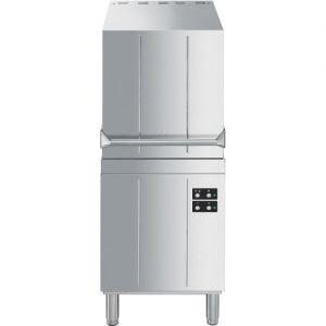 SMEG - Capote, a parete singola, cesto 500x500mm, dosatore detergente HTY500D