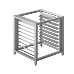 SMEG - Telaio supporto forno in acciaio inox TVL425