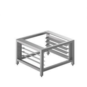 SMEG - Telaio supporto forno in acciaio inox TVL425D