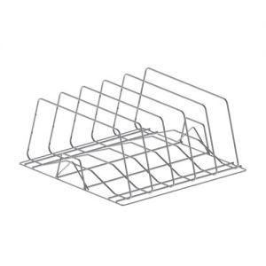 SMEG - Cesto in acciaio per 5 teglie WB5757T01