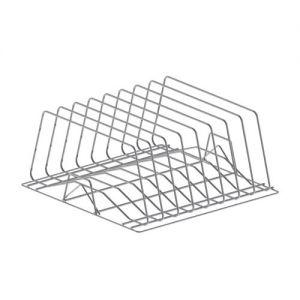 SMEG - Cesto in acciaio per 8 teglie WB5757T02