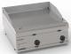 TECNOINOX - Fry top elettrico piastra liscia top linea TECNO 70