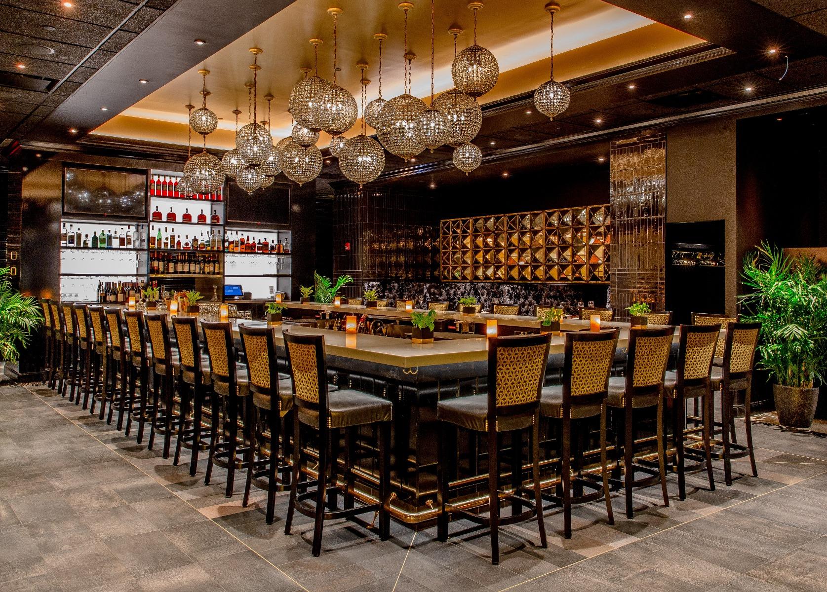 Cinque Idee di Design per Arredamento Bar